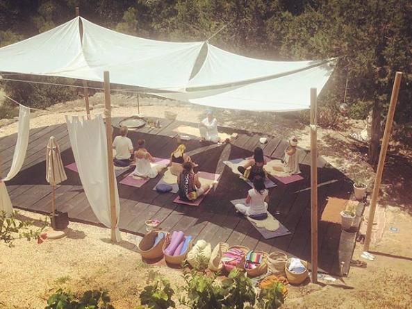 yoga-vakantie-ibiza